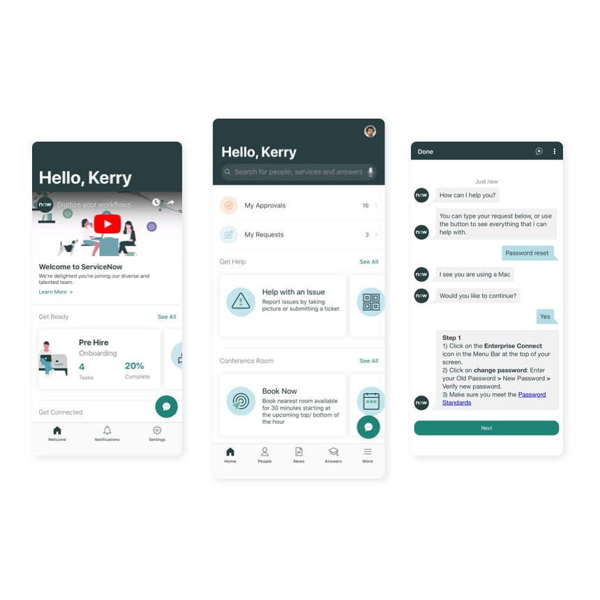 ServiceNow latest release brings mobile to the enterprise